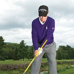 How to find and control the low point of your swing.