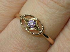 Soviet Union era ring. I regret not buying this quite often.