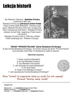 lekcja historii - Chrobry