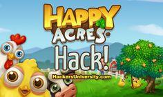 Happy Acres Hack & Cheats