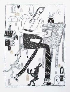 "MARY JONES, MINOR TURBULENCE, Letterpress, Screenprint, & Collage, 11 1/2 x 8 1/2"""