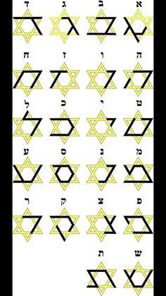 Occult Symbols, Masonic Symbols, Sacred Geometry Symbols, Geometry Art, Ancient Alphabets, Ancient Symbols, Arte Judaica, Magick Book, Alphabet Symbols