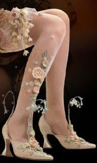 Fantasy Legs...fit for a Fairy!