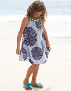 Girls dress trendy-clothes
