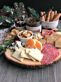 See how easy it is to assemble the perfect Cheese and Charcuterie Board and check out my tips for stress-free entertaining a crowd. #winecheese