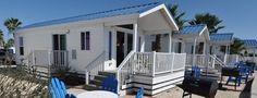 South Padre Island KOA Waterfront Cabins
