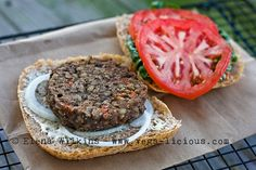 If you are in a search of a good veggie burger recipe, you must try this one.