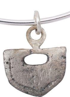 VIKING HEART AMULET C.900-1050 AD