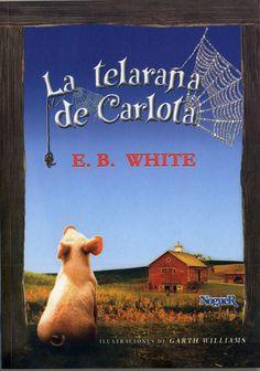 Wilbur es un cerdito que se ha criado en los brazos de Fern, una niña de ocho años. Más tarde, es llevado a la granja de los Zukerman donde traba amistad con una vieja oveja, una oca y la rata Templeton, entre otros. Sin embargo, Wilbur es aún pequeño y se siente solo. Afortunadamente, todo cambia cuando conoce a Carlota, una araña tan lista como leal que no tardará en convertirse en su mejor amiga. Sin embargo, una tarde, Wilbur oye una revelación que lo asustará terriblemente: en Navidad…