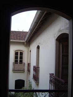 Casa Marquesa de Santos, rua do Pátio do Colégio