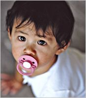 The Effects of Thumb Sucking and Pacifier Use on Teeth