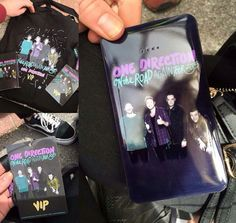 Updated merch for OTRA