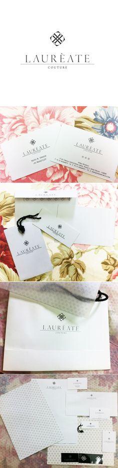 Logo & CID, Packaging: Laureate