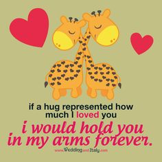 Indeed I would... www.weddinganditaly.com You And I, Love You, Romantic Quotes, Winnie The Pooh, Hug, Disney Characters, Fictional Characters, Tu Y Yo, Je T'aime