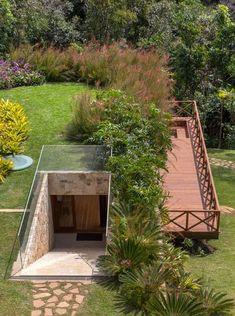 MPG Arquitetura » Residencial » Residência GN                                                                                                                                                                                 Mais #greenroofs