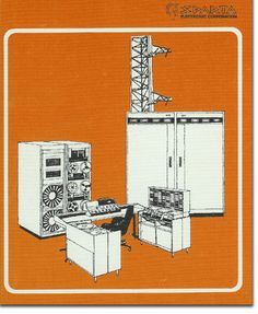 1974 catalog cover of Sparta Electronics in Phantom Productions vintage recording collection