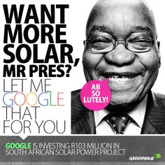 Googles Massive Solar Investment in South Africa