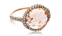 Diamond Alternatives for Engagement Rings | Bridal Musings Wedding Blog