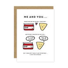 Couple Bickering Card