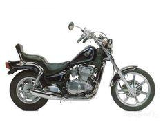 1990 Kawasaki Vulcan 500