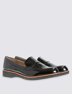 Clean Modern Loafers
