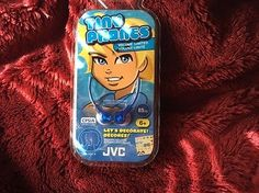 JVC Tiny Phones Ear-Buds for Kids 6+ - Blue  | eBay