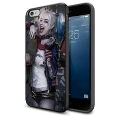 Suicide Squad Harley Quinn Design Case For iPhone 5S SE 6 6S Plus