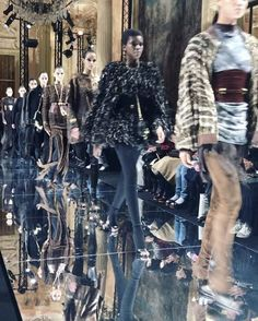Rock n roll and jungle fever meets safari on speed - the glitz and glamour of @olivier_rousteing dramatic @balmain collection for Fall Winter 2017 EIC @kennieboy  via HARPER'S BAZAAR SINGAPORE MAGAZINE OFFICIAL INSTAGRAM - Fashion Campaigns  Haute Couture  Advertising  Editorial Photography  Magazine Cover Designs  Supermodels  Runway Models