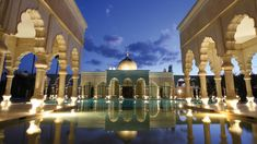 A haven of peace in the Palmeraie - Palais Namaskar, Marrakesh, Morocco