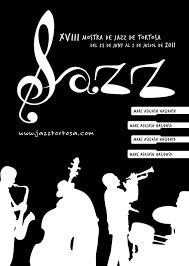Resultado de imagen de carteles jazz
