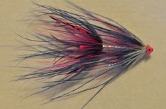A beautiful Steelhead intruder. Pink and blue with a little silver and flash is one of my favorite winter steelhead fly color combos. Fishing Tips, Fly Fishing, Steelhead Flies, Salmon Flies, Salmon Fishing, Fly Tying, Trout, Color Combos, Winter