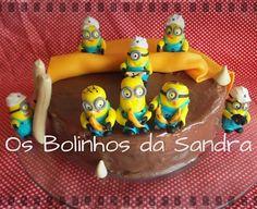 Os Bolinhos da Sandra: Minions