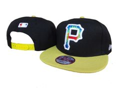 New Era 9Fifty Pittsburgh Pirates Snapback Hats 7354! Only $8.90USD