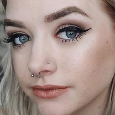 maddi-bragg-septum-and-nostril-piercings
