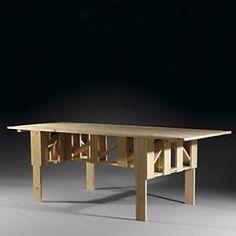 Tavolo 3  Design: Enzo Mari