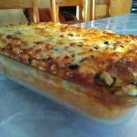 Lasagna, Quiche, Breakfast, Ethnic Recipes, Food, Morning Coffee, Essen, Quiches, Meals