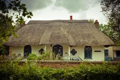 Thatched Cottage, Hanwell, London.