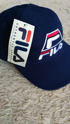 df883df66a20d ○vintage spellout Fila Panel Hat ○sponsored for Asean Basketball  Confederation