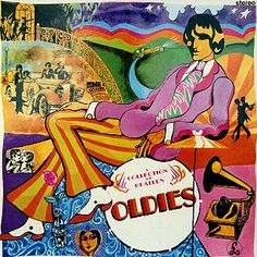 The Beatles - A Collection Of Beatles Oldies (But Goldies !) (vynil LP) - EMI-Odeón, 1967