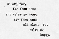 """""""From Finner"""" by Of Monsters and Men"""