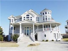 Oceanfront Outer Banks Rentals | Pine Island Rentals | Heavenly Dayz (formerly: Chateau