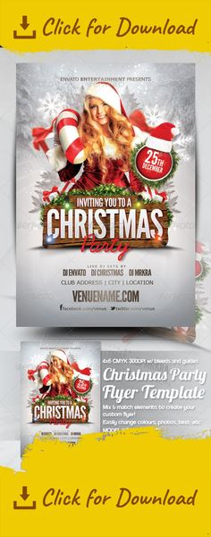 Christmas Sale Poster Template  Sale Poster Ai Illustrator And
