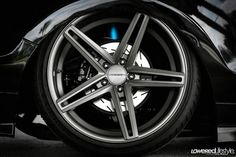 VOSSEN Wheel....Put those on the Acura