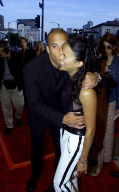 And Vin Diesel and Michelle Rodriguez tricked us into believing they were actually Dom and Letty…