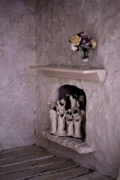 attic fireplace