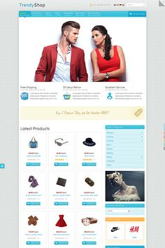IT TrendyShop - An E-commerce Joomla Theme inspired from the casual fashion style, plus it's fully loaded with all the components that your new e-shop may need.  Make sure you see the Demo through a mobile phone as well.  http://demo.icetheme.com/?template=it_trendyshop