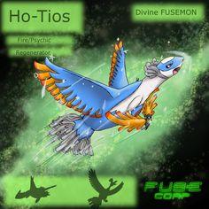 Ho-Tios: Ride the RAINBOWS by Agryo on deviantART