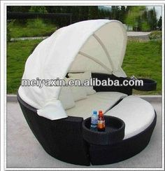 Charmant Round Outdoor Lounge Chair Outdoor Round Chaise Lounge RB Best Inspiration  | Outdoor Furniture | Pinterest | Outdoor Lounge And Chaise Lounges