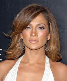Love the hair and Makeup on J. Lo