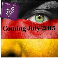 Ladies of Germany, the time has come for Younique to come to Germany.  Check out my page to find out about this fantastic opportunity to become one of the first presenters in your country...1st Aug is the date for your diary x  https://www.youniqueproducts.com/JackieSkakle/deutschland